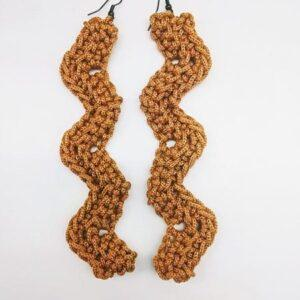 knitted Earrings