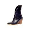 Leather Cowboy boot