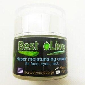 Herbal Replenishing Cream for face and eyes