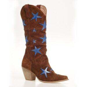 Boot With Suede Tampa Stars